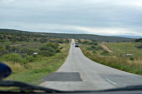 Aventura en la carretera